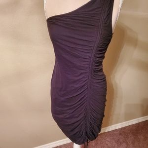 Rachel Roy Fitted Dark Navy Dress